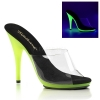 POISE - 501UV Clear/Neon Lime